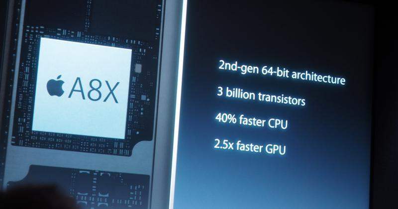 Pixelmator, Replay put iPad Air 2's new A8X chip to the test