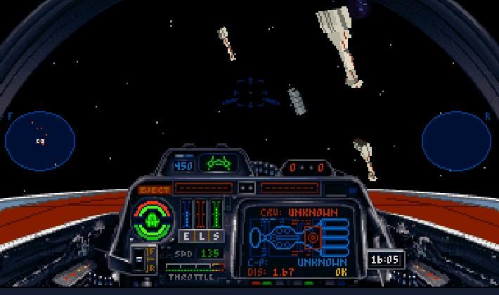X-Wing, Tie Fighter original games re-released after 20 years