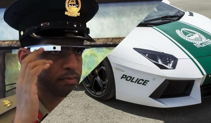 Dubai police tap Dredd with Google Glass face recognition
