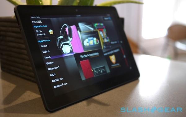Bezos' new media: Kindle may get own Washington Post app