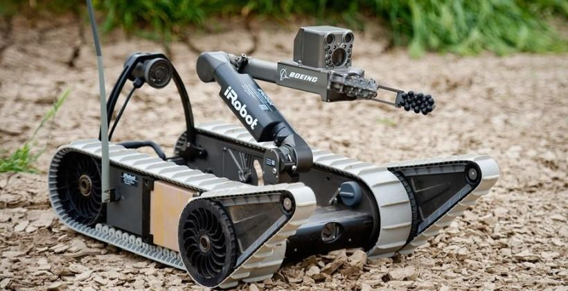 iRobot announces new OS for more autonomous military robots
