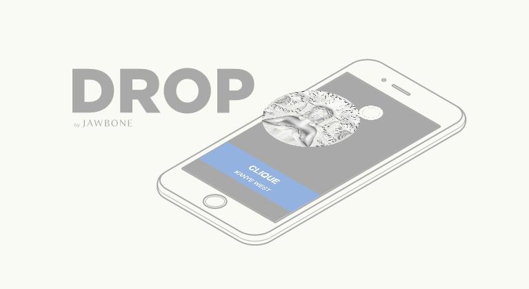 Jawbone Drop app hands-on: strange musical connectivity