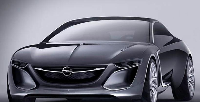 Next Buick Regal to get design cues from Opel Monza concept