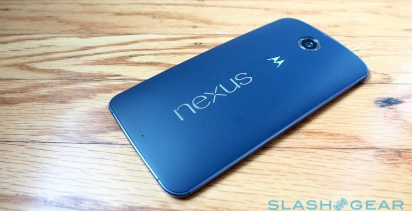 Nexus 6 hands-on – A whole lot of Lollipop