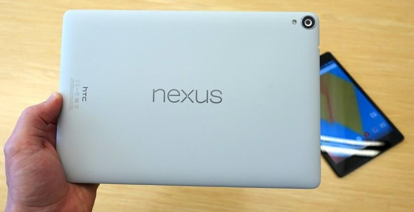Nexus 9 hands-on – Google's tablet grows up