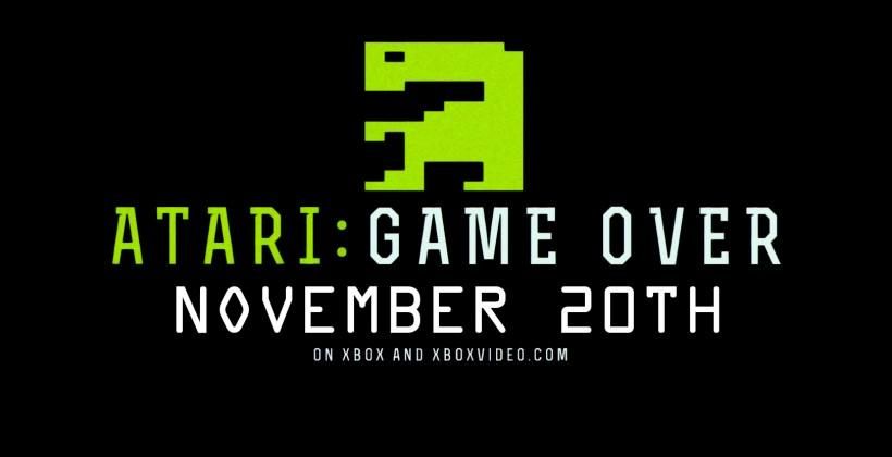 Atari E.T. Xbox documentary to premiere on November 20th