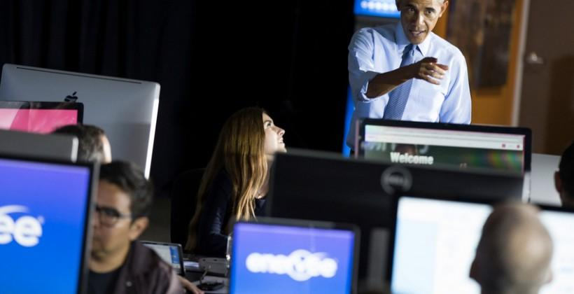 President Obama voices opposition to Internet 'fast lanes' proposal