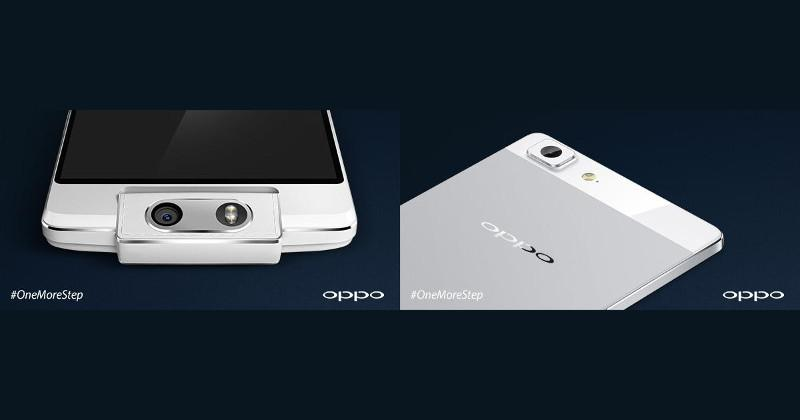 OPPO N3 camera turns on its own, R5 vying for thinnest title