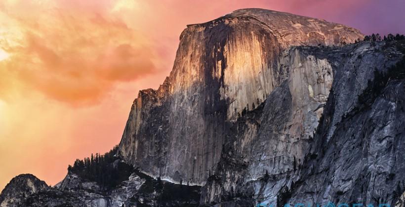 OS X Yosemite adoption week one: slightly outpacing Mavericks