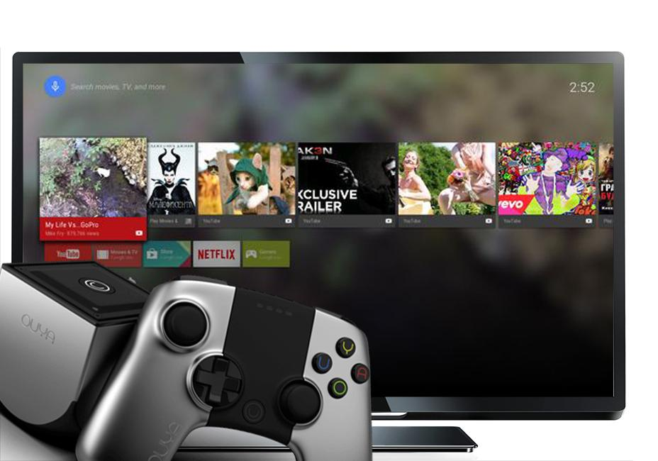 Android TV ported to Ouya gaming console - SlashGear