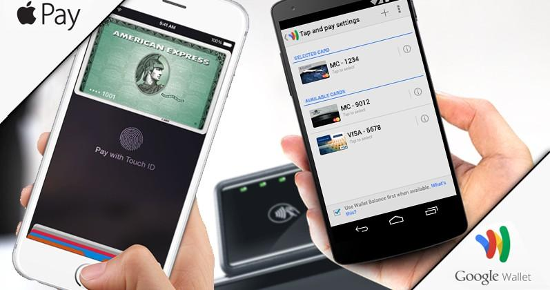 Apple Pay today widens the door opened by Google Wallet