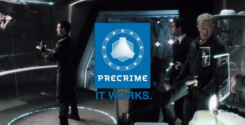 Minority Report reality: London Police test Precrime software