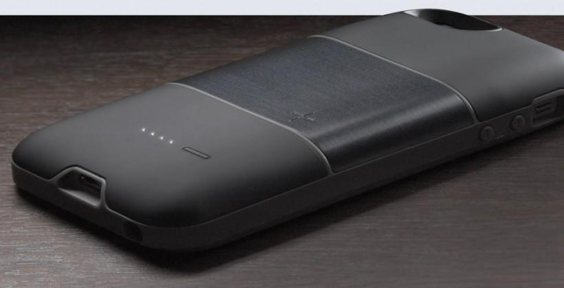 Logitech protection power gets fat, saves iPhone / Galaxy S5 from bumps