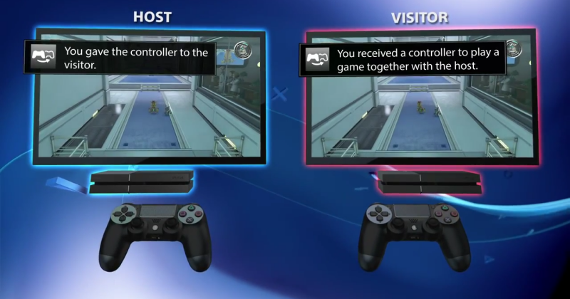 PlayStation 4 upcoming Share Play feature explained
