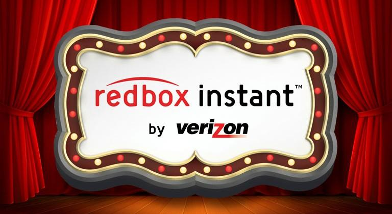 Redbox Instant streaming service to get the ax October 7
