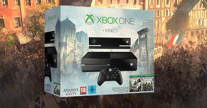Assassin's Creed Unity bundles and Rogue Storyline trailer tapped