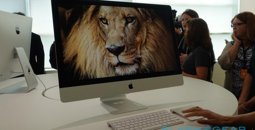 "Retina iMac hands-on: Tim Cook explains the ""Wow!"""