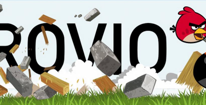 Rovio reveals layoffs following downturn in profits