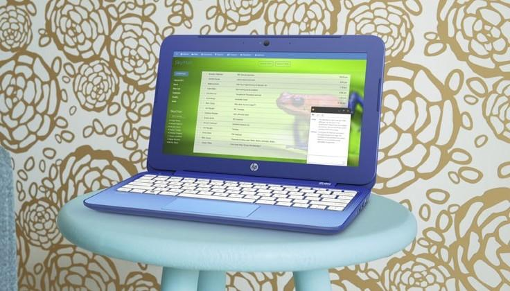 HP Stream 11 Windows laptop now available