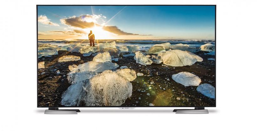 Sharp AQUOS 4K LED TVs debut with THX certification