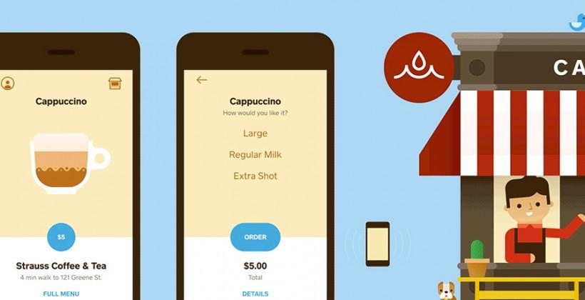 Could psychic coffee make you use mobile payments?