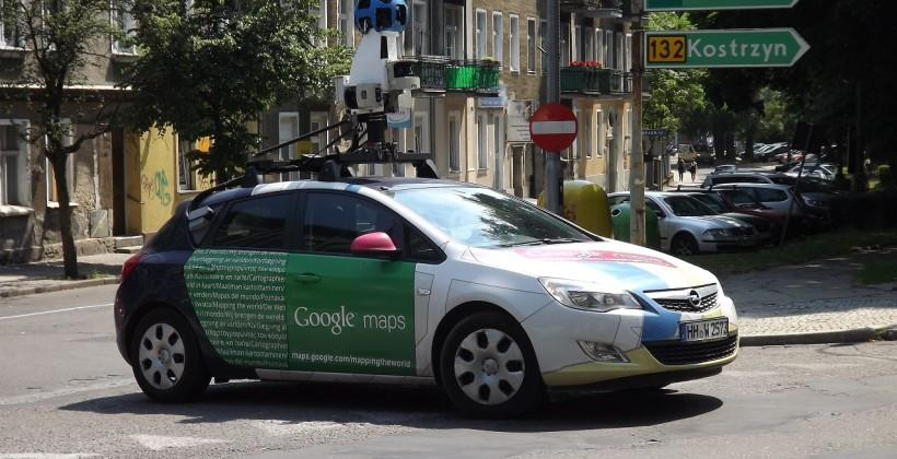 Google Street View cleavage snap leads to penalty