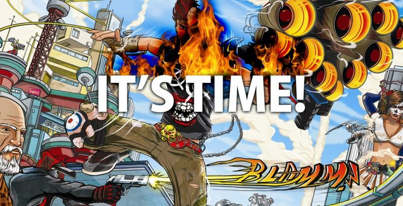 Sunset Overdrive gameplay streams arrive in excess