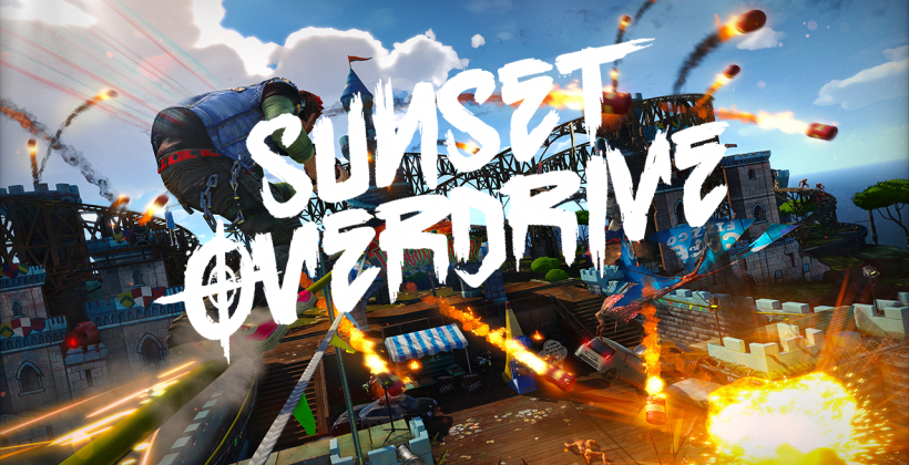 Sunset Overdrive Review: The Awesome-pocalypse is opon us