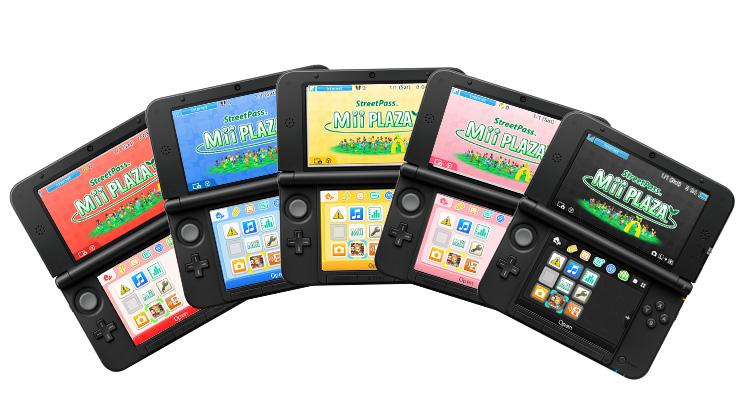 Nintendo 3DS also getting theming support