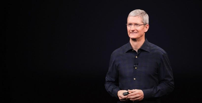 Tim Cook isn't gay for you