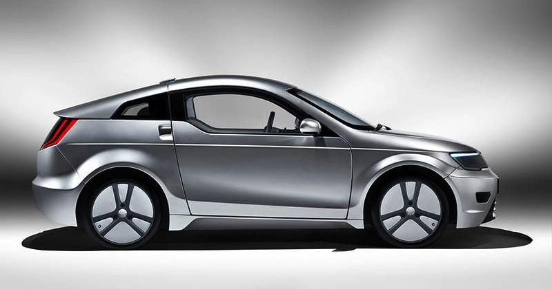 This BMW i3 Coupe lookalike could school EV makers