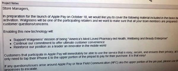 Apple Pay tipped to launch October 18