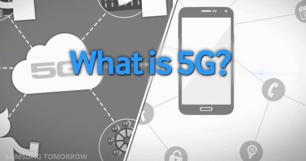 Samsung video explains why it's so hyped about 5G