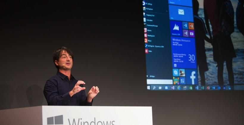 Does anyone care any more about new Windows launches?