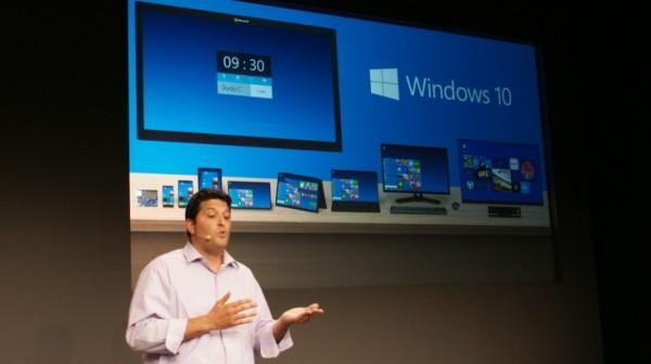 Windows 10 Technical Preview now available