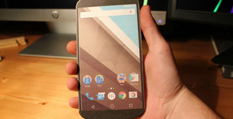Nexus 6 mock-up gives further details; still massive