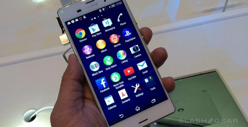 T-Mobile outs Sony Xperia Z3 launch details