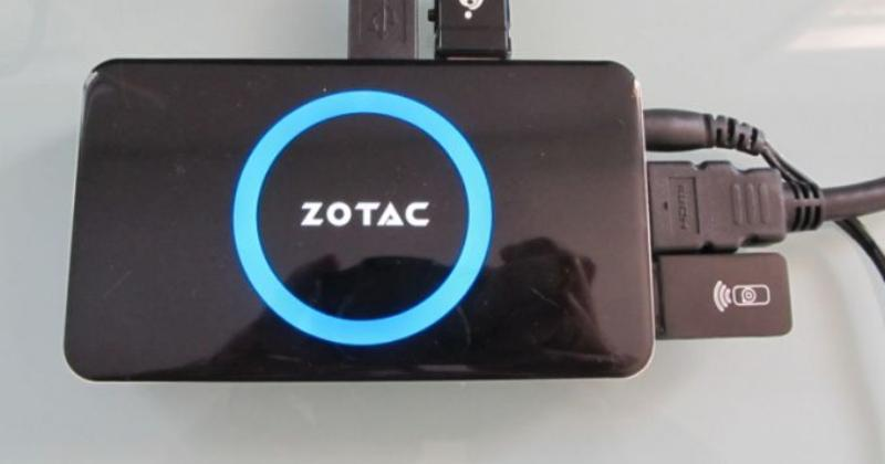 Zotac ZBOX PI320 delivers Windows 8.1 in a tiny box