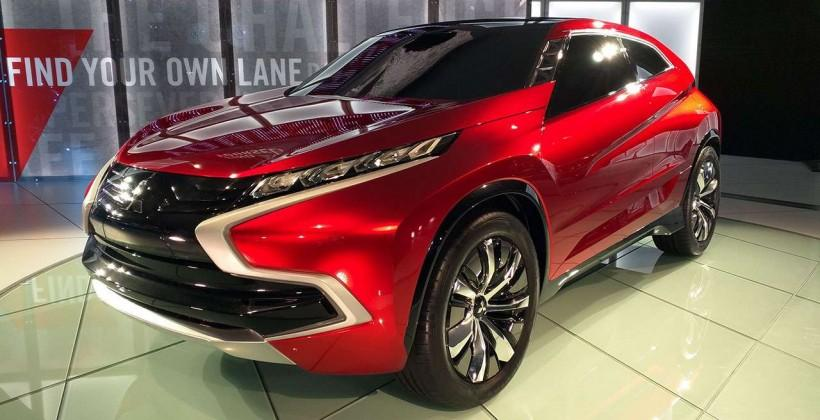 Mitsubishi Concept XR-PHEV eyes-on