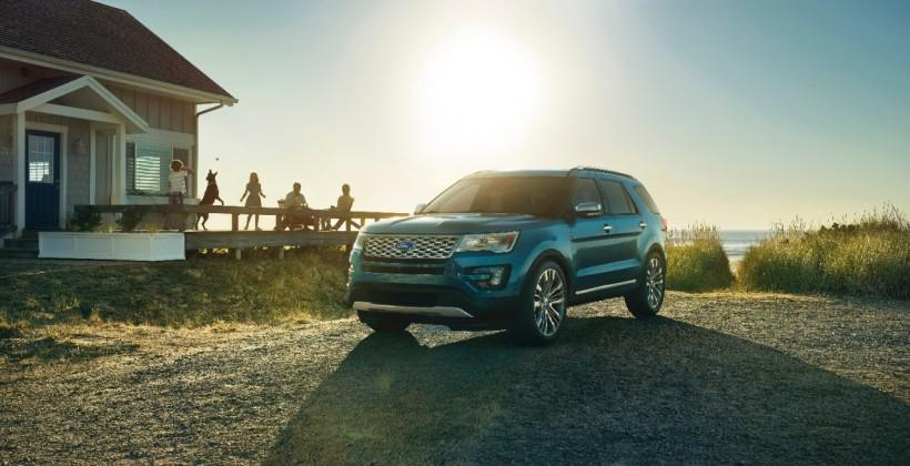 2016 Ford Explorer unveiled at 2014 LA Auto Show