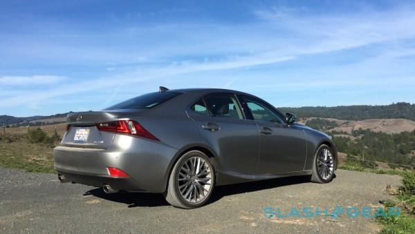 2015 Lexus IS 250 Review – Distinctly Divisive - SlashGear