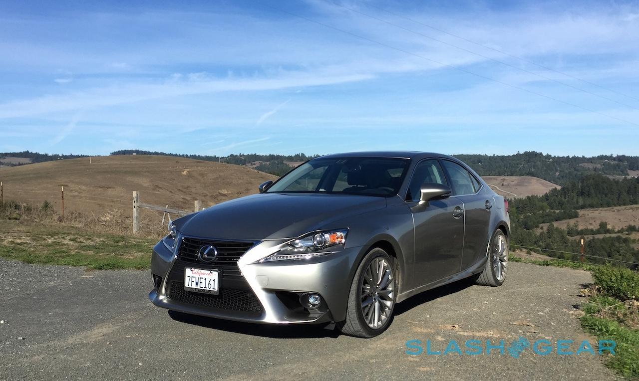 2015 Lexus Is 250 Review Distinctly Divisive Slashgear