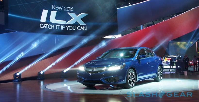 Acura reboots 2016 ILX to coax starter luxe hunters