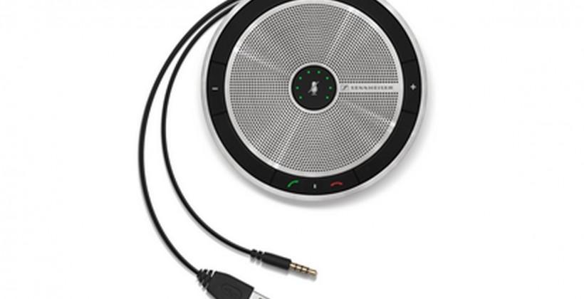 Sennheiser SP 10 and SP 20 portable speakerphones launch