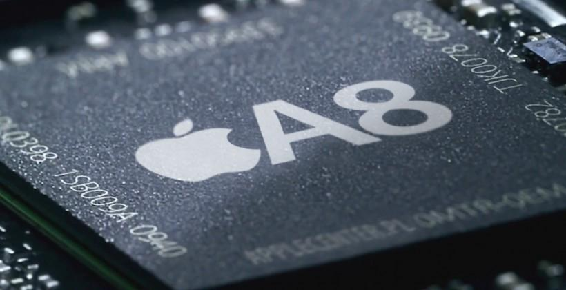 iPhone 6/6 Plus A8 chip capable of 4K video playback