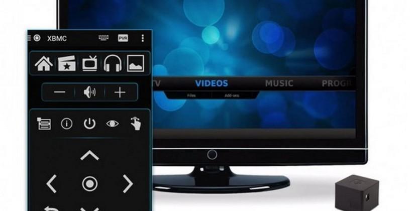 CuBoxTV entertainment cube offers XBMC
