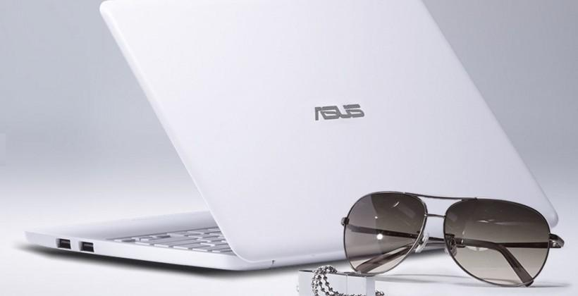 ASUS EeeBook X205 Windows laptop now available