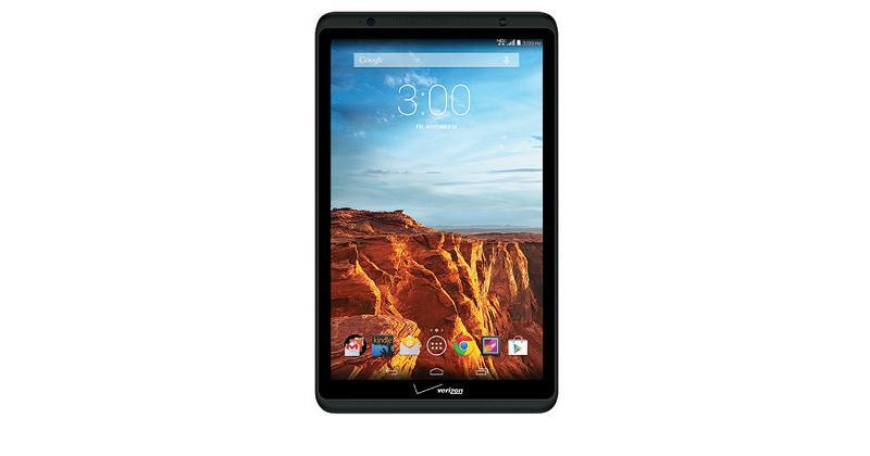 Verizon Ellipsis 8 takes another shot at budget tablet market