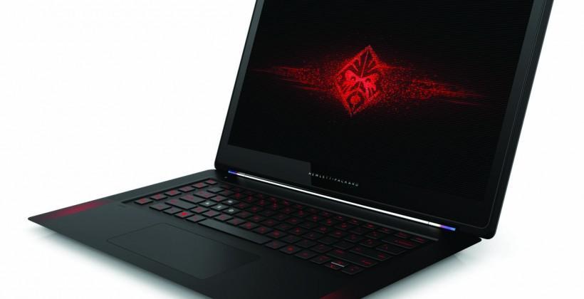 HP Omen gaming notebook rivals Razer for the mainstream