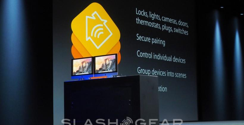 Manufacturers are now getting chips with Apple's HomeKit